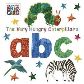 The Very Hungry Caterpillar's abc - фото книги