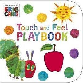 The Very Hungry Caterpillar: Touch and Feel Playbook : Eric Carle - фото книги