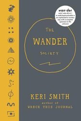 The Wander Society - фото обкладинки книги