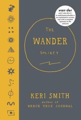 The Wander Society - фото книги