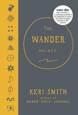 The Wander Society - фото книги