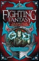 The Warlock of Firetop Mountain - фото обкладинки книги