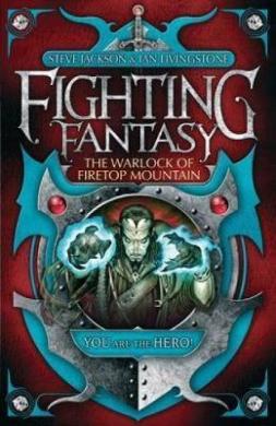 The Warlock of Firetop Mountain - фото книги