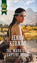The Warrior's Captive Bride - фото обкладинки книги