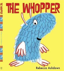 The Whopper - фото книги
