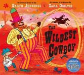The Wildest Cowboy - фото обкладинки книги