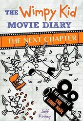 The Wimpy Kid Movie Diary: The Next Chapter - фото обкладинки книги