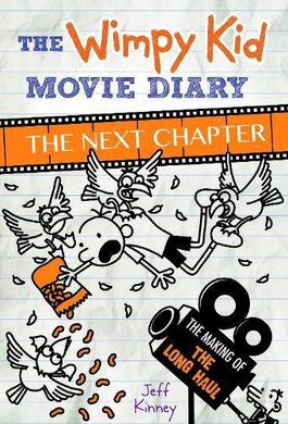 The Wimpy Kid Movie Diary: The Next Chapter - фото книги