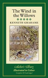 The Wind in the Willows - фото обкладинки книги