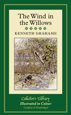The Wind in the Willows - фото книги