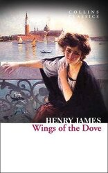 The Wings of the Dove - фото обкладинки книги