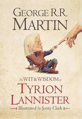 The Wit & Wisdom of Tyrion Lannister - фото книги