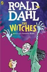 The Witches - фото обкладинки книги