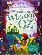 The Wizard of Oz - фото обкладинки книги