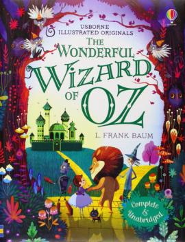 The Wizard of Oz - фото книги