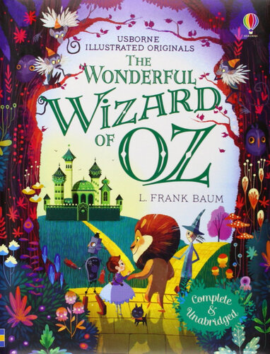 Книга The Wizard of Oz