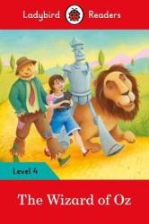 The Wizard of Oz - Ladybird Readers Level 4 - фото обкладинки книги