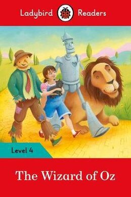 The Wizard of Oz - Ladybird Readers Level 4 - фото книги
