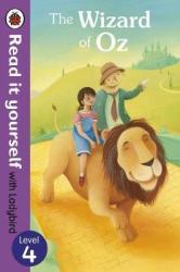 The Wizard of Oz - Read it yourself with Ladybird : Level 4 - фото обкладинки книги