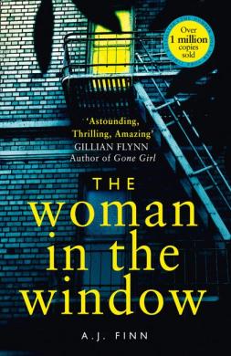 The Woman in the Window - фото книги