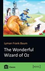 The Wonderful Wizard of Oz - фото обкладинки книги