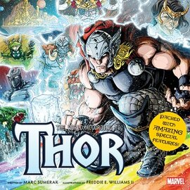 The World According to Thor - фото книги
