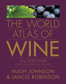 The World Atlas of Wine, 7th Edition - фото книги