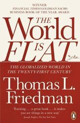 The World is Flat. The Globalized World in the Twenty-first Century - фото обкладинки книги
