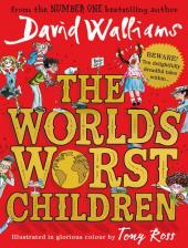 The World's Worst Children - фото обкладинки книги