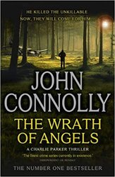 The Wrath of Angels : A Charlie Parker Thriller: 11 - фото обкладинки книги