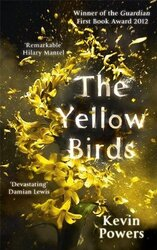 The Yellow Birds - фото обкладинки книги