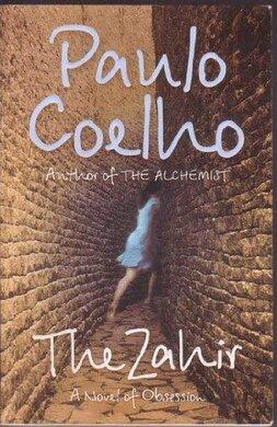 The Zahir: A Novel of Love, Longing and Obsession - фото книги