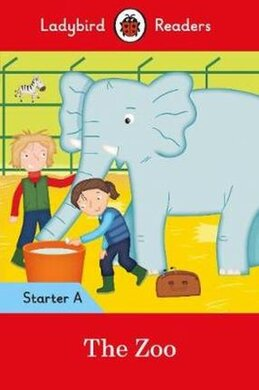The Zoo - Ladybird Readers Starter Level A - фото книги