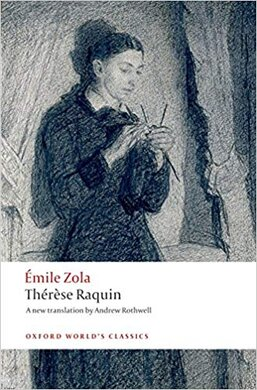 Книга Therese Raquin