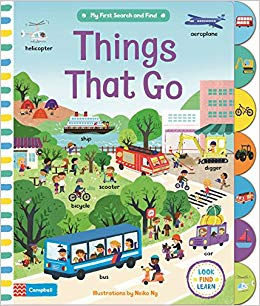Книга Things That Go