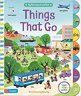Книга Things That Go