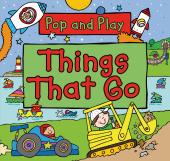 Things That Go - фото обкладинки книги
