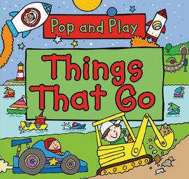 Things That Go - фото книги