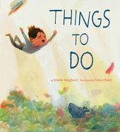 Things to Do - фото обкладинки книги