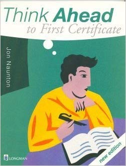 Посібник Think Ahead to First Certificate Course Book New Edition