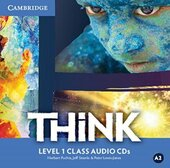 Think Level 1 Class Audio CDs (3) - фото обкладинки книги