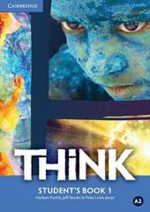 Think Level 1 Student's Book - фото обкладинки книги