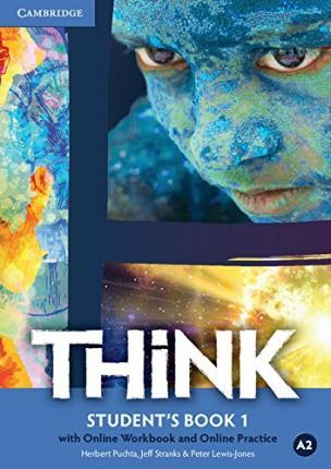 Комплект книг Think Level 1 Student's Book with Online Workbook and Online Practice