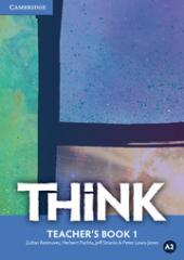 Think Level 1 Teacher's Book - фото обкладинки книги