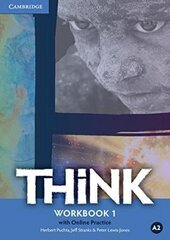 Think Level 1 Workbook with Online Practice - фото обкладинки книги