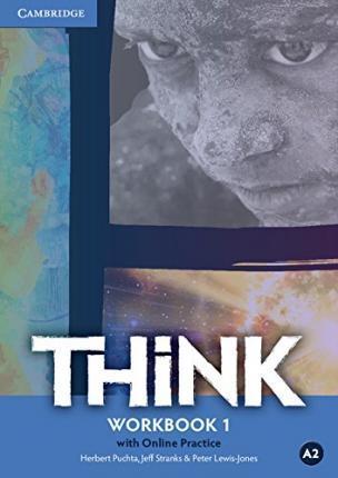 Робочий зошит Think Level 1 Workbook with Online Practice