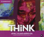 Think Level 2 Class Audio CDs (3) - фото обкладинки книги