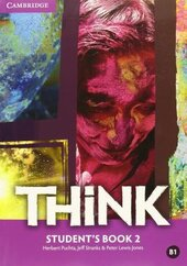 Think Level 2 Student's Book - фото обкладинки книги