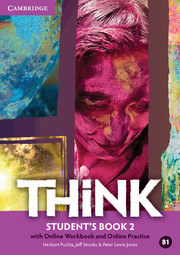 Комплект книг Think Level 2 Student's Book with Online Workbook and Online Practice