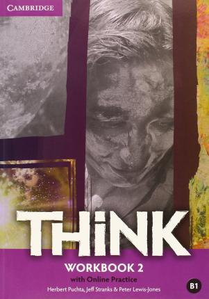 Робочий зошит Think Level 2 Workbook with Online Practice